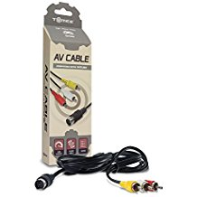 SAT: AV CABLE - TOMEE - VIDEO CABLE (Y/R/W) (NEW)